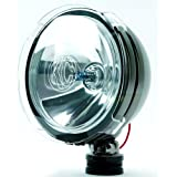 KC Light Shield - 6 Inch Round Clear Acrylic Cover (Pair)