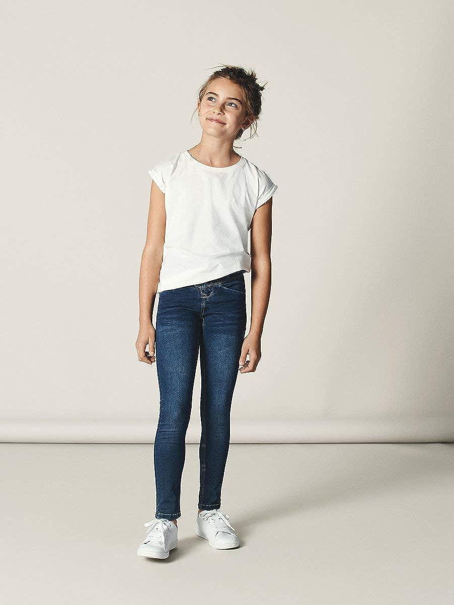 Name It Girls Nitsus Indigo K Skinny DNM Pant Noos Jeans