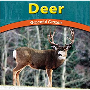 Deer: Graceful Grazers (Wild World of Animals) Sullivan and Jody