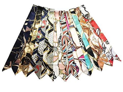 (Fashion Bag Handbag Handle Ribbon Scarf Package Band Hair Head (Pattem A))