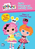 lalaloopsy coloring book - Lalaloopsy Jumbo Coloring and Activity Book-You Bet Your Button!