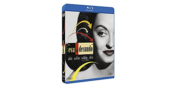 Amazon.com: Eva Al Desnudo (Blu-Ray) (Import Movie) (European Format - Zone B2) (2011) Bette Davis; Margo Channing; Anne B: Movies & TV