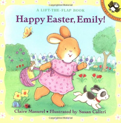 Happy Easter, Emily!: A Lift-the-Flap Book ebook