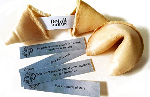Greenfire Custom Fortune Cookies, for Special Events and Occasions, Full Color Fortune Printing, Premium Vanilla, Bulk Quantity (300 count) by Greenfire Custom Fortune Cookies (Image #5)