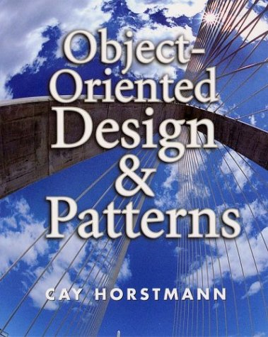 Object-Oriented Design & Patterns