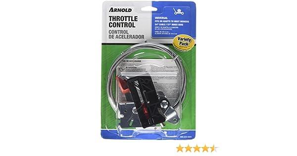 Arnold Universal Walk-Behind Mower Throttle Control Kit