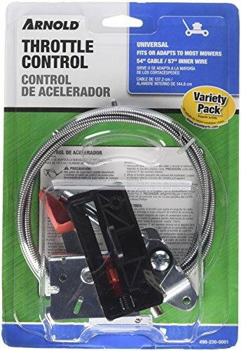 (Arnold Universal Walk-Behind Mower Throttle Control Kit)