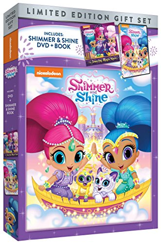 Shimmer and Shine with book