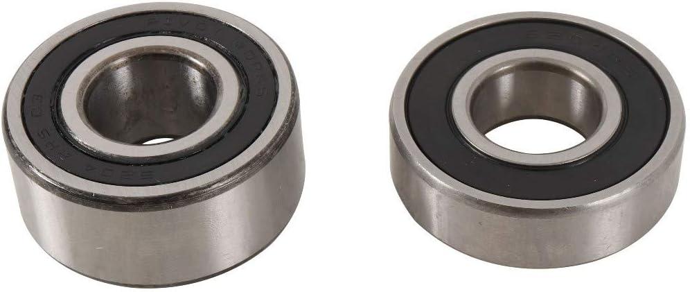 Pivot Works PWFWS-H12-000 Front Wheel Bearing and Seal Kit