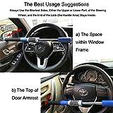 LC Prime Steering Wheel Lock Universal Vehicle