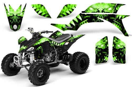 CreatorX Yamaha Yfz 450 Atv Graphics Kit Decals Stickers Replicator Green