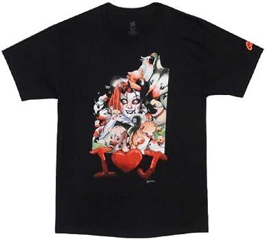 Harley Quinn Loves Joker Batman DC Comics - Camiseta de ...
