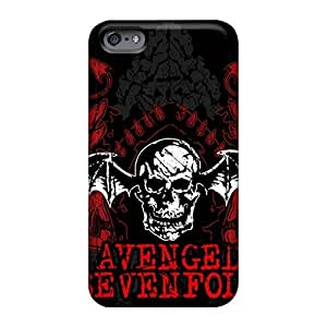 Iphone 6 IdC17867QFvn Customized Beautiful Avenged Sevenfold Skin Excellent Hard Phone Cases -IanJoeyPatricia