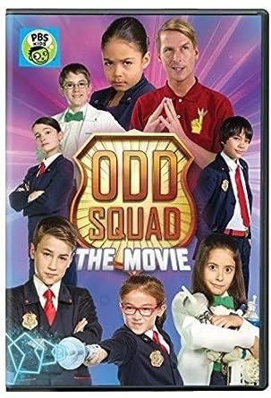 Amazon Com Odd Squad The Movie Dvd N A Movies Tv
