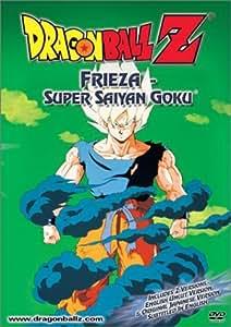 Dragon Ball Z - Frieza - Super Saiyan Goku