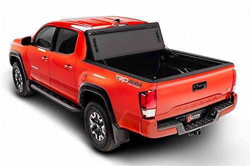 BAK Industries BAKFlip MX4 Hard Folding Truck Bed Cover 448409T 2007-18 TOYOTA Tundra w/OE track system 5' 6