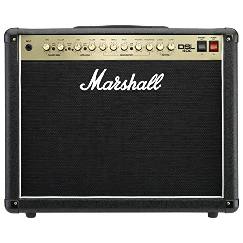 Marshall DSL40C 1x12'''' 40 Watt Tube Combo Amp by Marshall