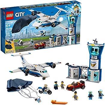 Amazon com: LEGO City Airport Air Show 60103 Creative Play Building