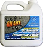 remove oil stains from concrete - Concentrated Industrial Strength Non-toxic Oil Remover (2L)