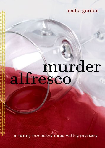 Murder Alfresco: A Sunny McCoskey Napa Valley Mystery (Sunny McCoskey Napa Valley Mysteries Book 3)