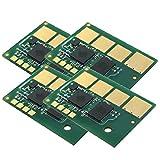 New Era Toner © [4 Pack] Toner Reset Chip for use in Dell (PK941) 2330, 2330d, 2330dn, 2350d, 2350dn Series Refill (6k)