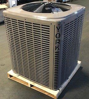 york heat pump 13 seer - 5