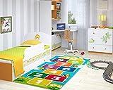 Hopscotch Rug Kids Play Space & Playroom