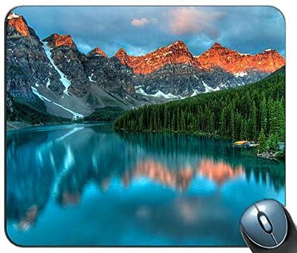 Amazon Com Moraine Lake Banff National Park Alberta Canada