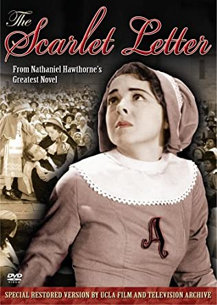who wore the scarlet letter