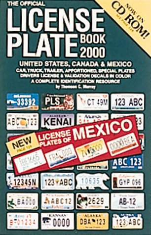 The Official License Plate Book 2000 : License Plates U.S.A., Canada & Mexico ebook