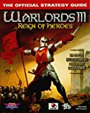 img - for Warlords III: The Official Strategy Guide (Secrets of the Games Series) book / textbook / text book