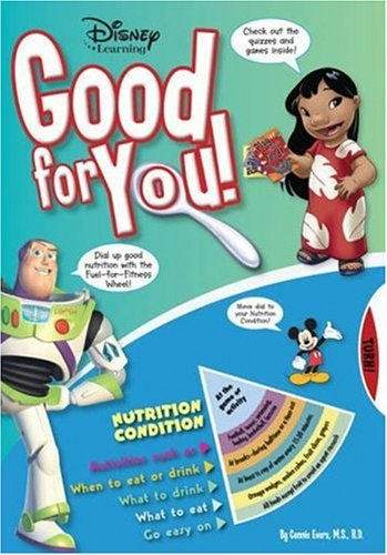 Download Good for You! Nutrition Book and Games (Disney Learning) PDF