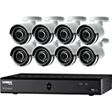 weather channel merchandise - Lorex by FLIR LHA2000 16-Channel HD MPX DVR with 8x LAB223B 1080p Weatherproof 130' IR Camera and Pre-Installed 2TB HDD, FLIR Secure Connectivity