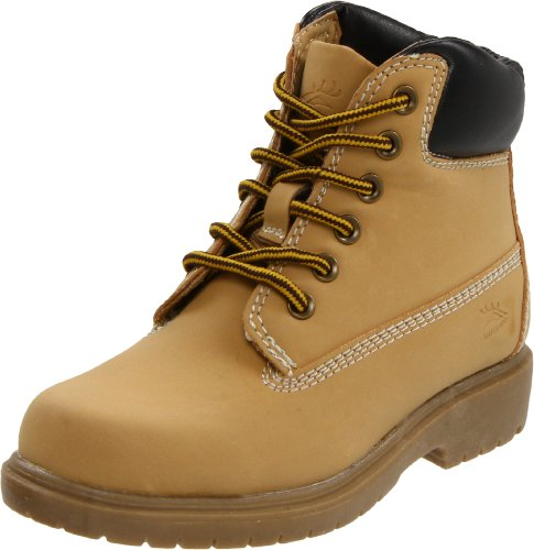 Deer Stags Mak2 Thinsulate Waterproof  Comfort Workboot (Toddler/Little Kid/Big Kid) - stylishcombatboots.com