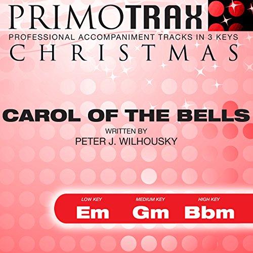 Carol of the Bells - Christmas Primotrax - Performance Tracks - EP