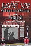 George Dibden Pitt's Sweeney Todd the Demon Barber of Fleet Street Plus! a Sense of Sin (Stage Series, 3)