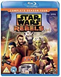 Star Wars Rebels - Season 4 [Blu-ray]