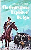 Front cover for the book The courageous exploits of Doctor Syn by Russell Thorndike