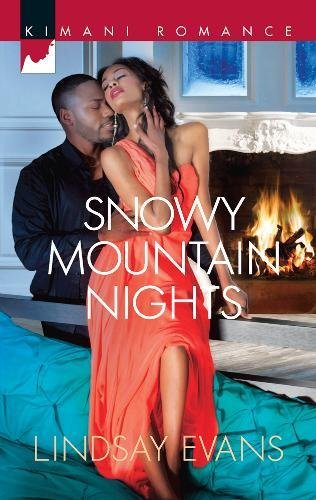 book cover of Snowy Mountain Nights