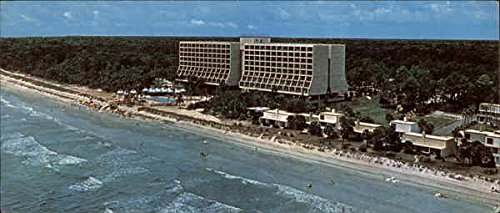 - Hyatt at Palmetto Dunes Hilton Head Island, South Carolina Original Vintage Postcard