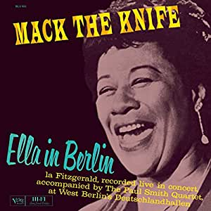 Mack The Knife: Ella In Berlin [LP]