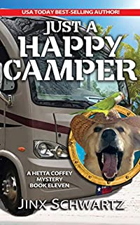 Just A Happy Camper by Jinx Schwartz ebook deal