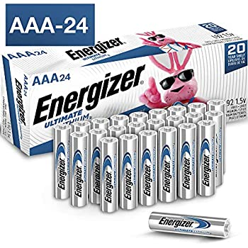Amazon.com: 16 AAA 1.5V Energizer Ultimate Lithium FR03
