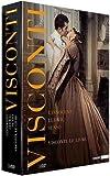 Luchino Visconti - Senso + Ludwig, le crépuscule des dieux + L'innocent