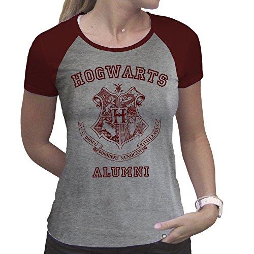 Abystyle Alumni Mujer Harry Tshirt Potter SxZZCHYzn