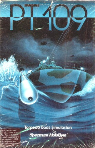 PT 109 : Torpedo Boat Simulation