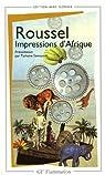 Impressions d'Afrique par Roussel