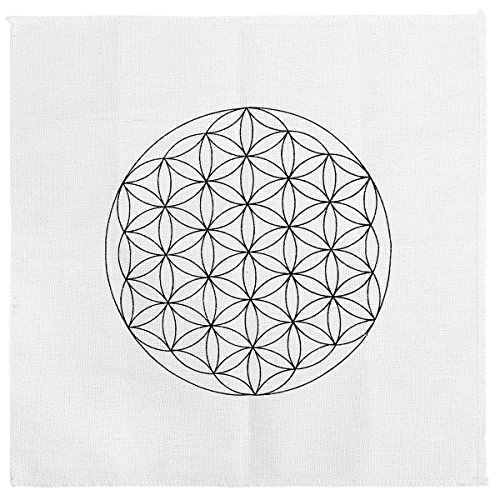 How to buy the best crystal grid cloth flower of life?