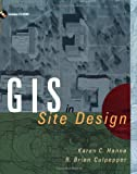 GIS in Site Design with CD-ROM