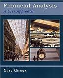 Financial Analysis: A User Approach